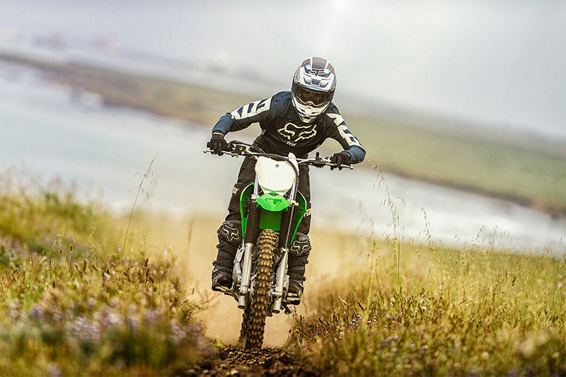 2021 Kawasaki KLX 230R S in Corona, California - Photo 10