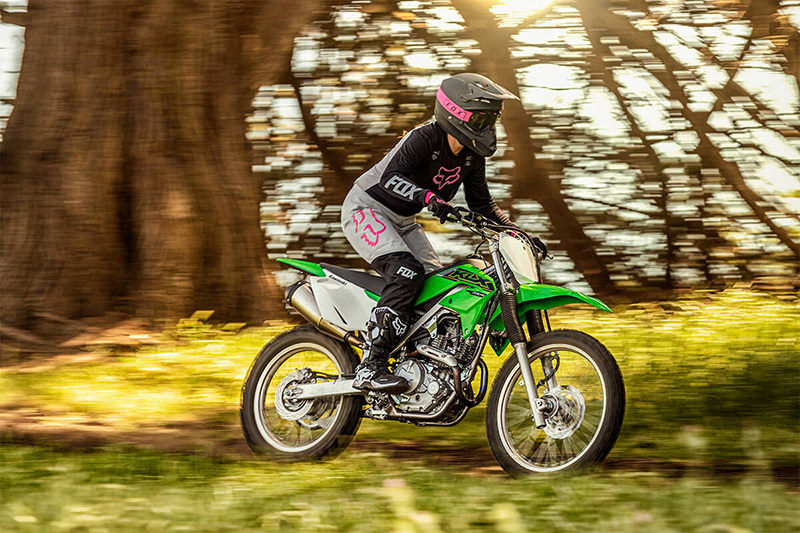 2021 Kawasaki KLX 230R S in Lima, Ohio - Photo 7