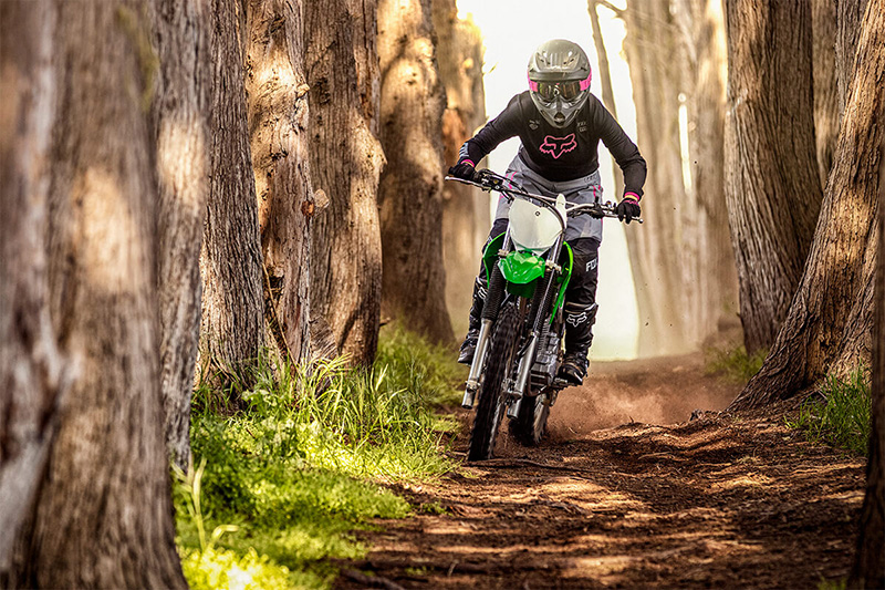 2021 Kawasaki KLX 230R S in Oakdale, New York - Photo 8