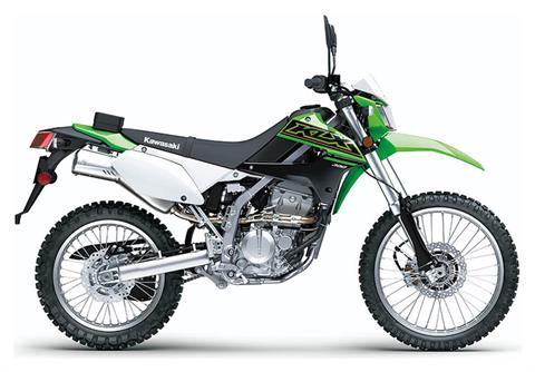 2021 Kawasaki KLX 300 in Belvidere, Illinois