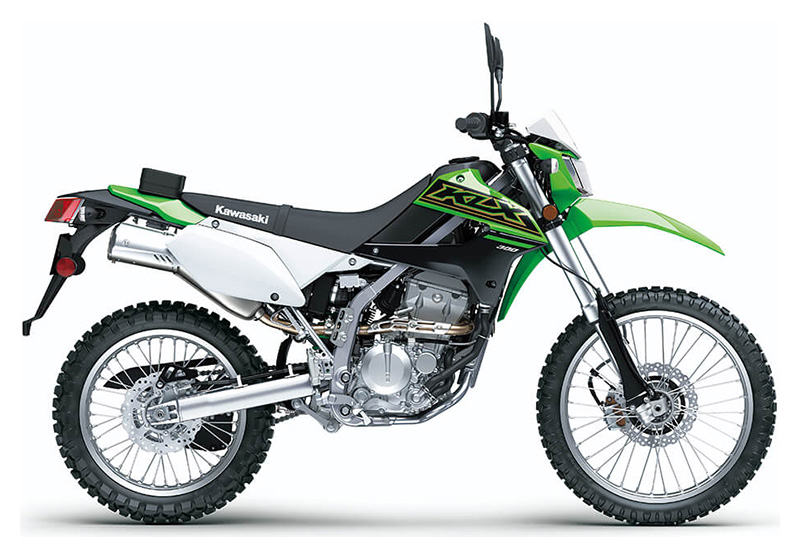 2021 Kawasaki KLX 300 in Osseo, Minnesota - Photo 1