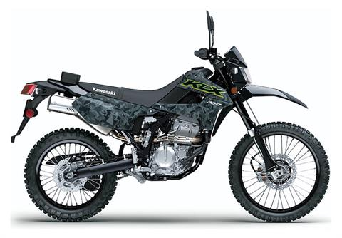2021 Kawasaki KLX 300 in Cambridge, Ohio