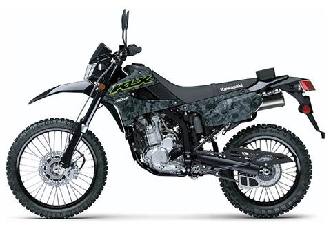 2021 Kawasaki KLX 300 in Massillon, Ohio - Photo 2
