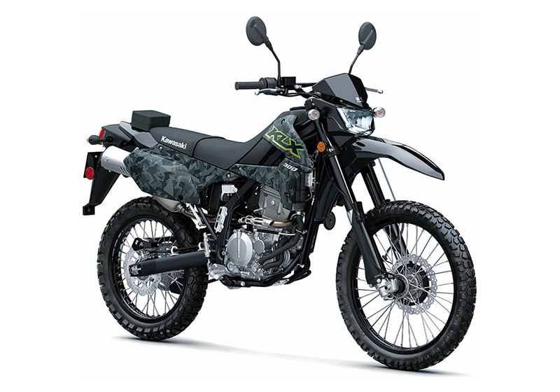 2021 Kawasaki KLX 300 in San Jose, California - Photo 3