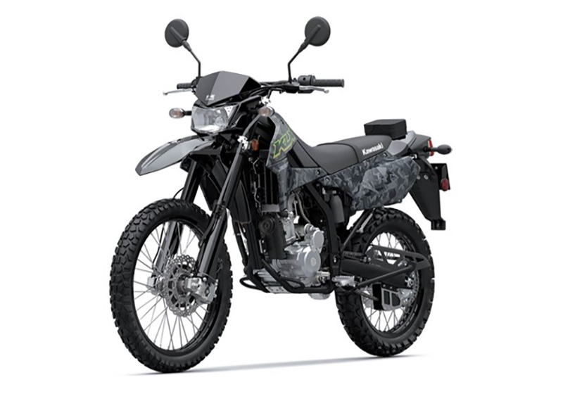 2021 Kawasaki KLX 300 in Fremont, California - Photo 4