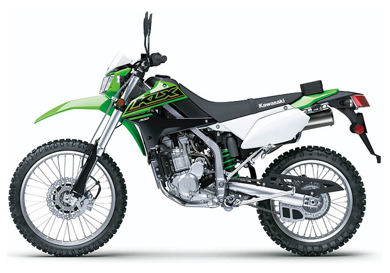2021 Kawasaki KLX 300 in Orange, California - Photo 2