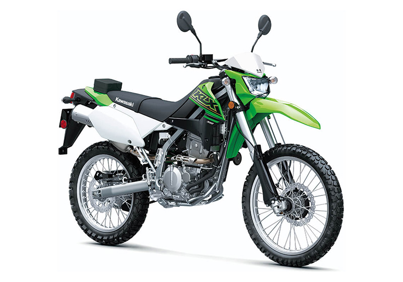2021 Kawasaki KLX 300 in Johnson City, Tennessee - Photo 3