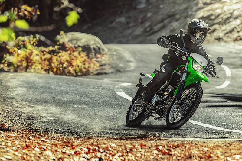2021 Kawasaki KLX 300 in New Haven, Connecticut - Photo 8
