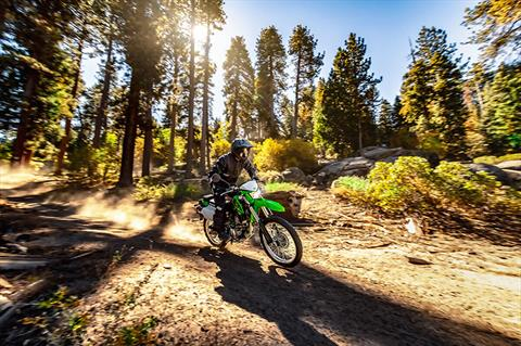 2021 Kawasaki KLX 300 in Orange, California - Photo 14