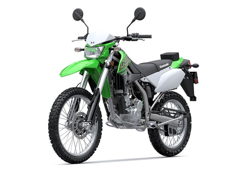 2021 Kawasaki KLX 300 in Bellevue, Washington - Photo 4