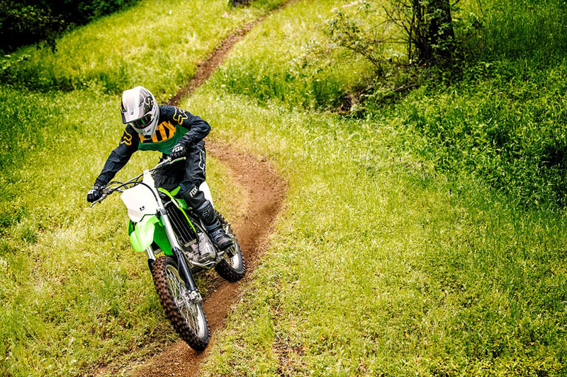 2021 Kawasaki KLX 300R in Butte, Montana - Photo 4