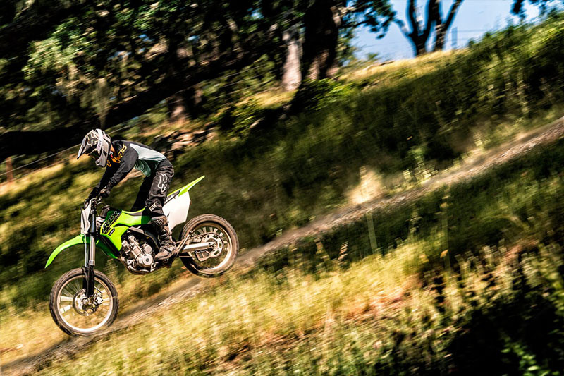 2021 Kawasaki KLX 300R in Butte, Montana - Photo 8