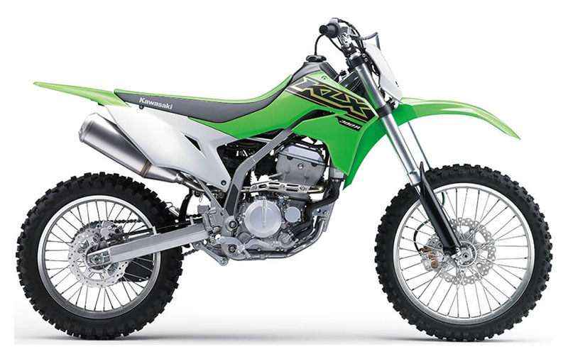 2021 Kawasaki KLX 300R in West Burlington, Iowa - Photo 1
