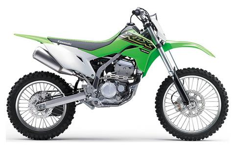 2021 Kawasaki KLX 300R in Woodstock, Illinois