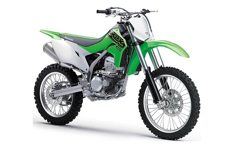 2021 Kawasaki KLX 300R in Cedar Rapids, Iowa - Photo 3