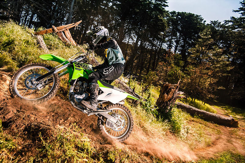 2021 Kawasaki KLX 300R in South Paris, Maine - Photo 6