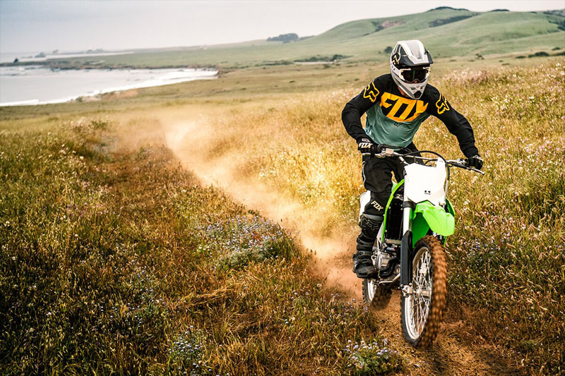 2021 Kawasaki KLX 300R in Fremont, California - Photo 7