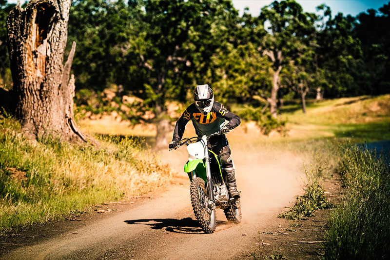 2021 Kawasaki KLX 300R in Fremont, California - Photo 9