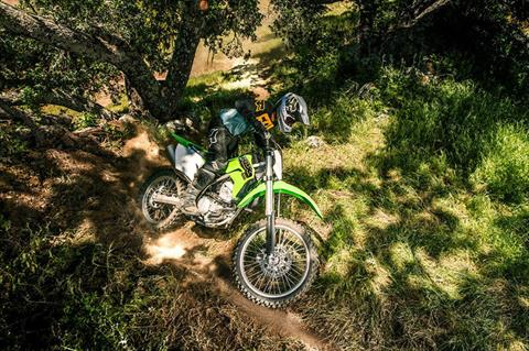 2021 Kawasaki KLX 300R in Woodstock, Illinois - Photo 10