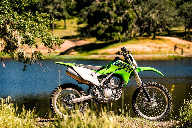 2021 Kawasaki KLX 300R in South Paris, Maine - Photo 11