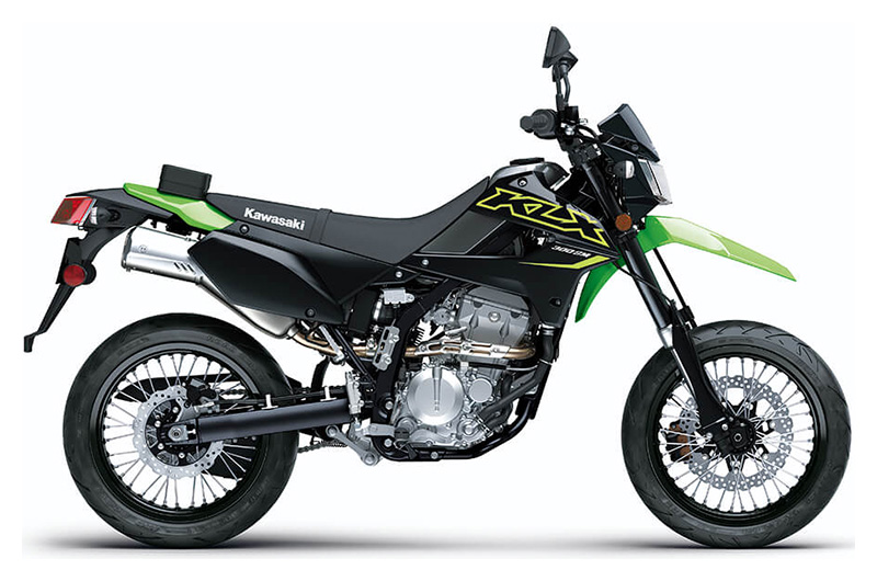 2021 Kawasaki KLX 300SM in Lafayette, Louisiana - Photo 1