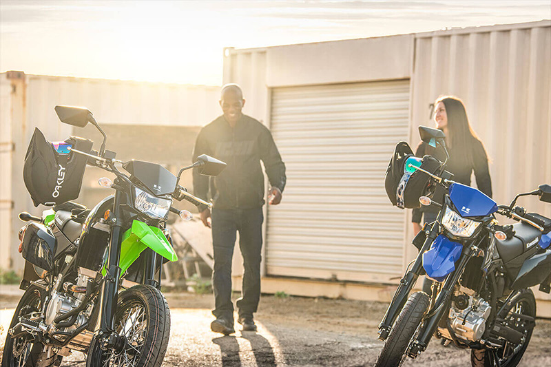 2021 Kawasaki KLX 300SM in Laurel, Maryland - Photo 9