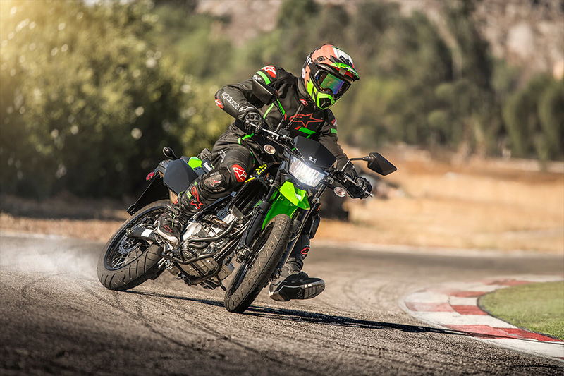 2021 Kawasaki KLX 300SM in Merced, California - Photo 6