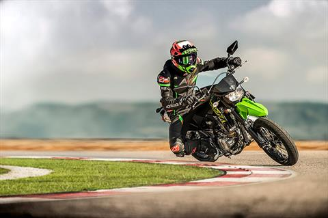 2021 Kawasaki KLX 300SM in Merced, California - Photo 8