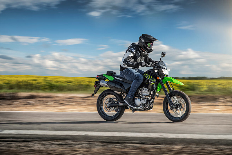 2021 Kawasaki KLX 300SM in Louisville, Tennessee - Photo 13