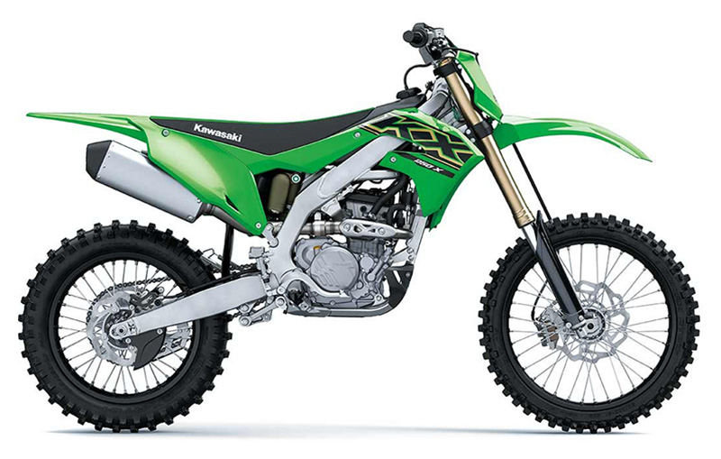2021 Kawasaki KX 250X in San Jose, California - Photo 1