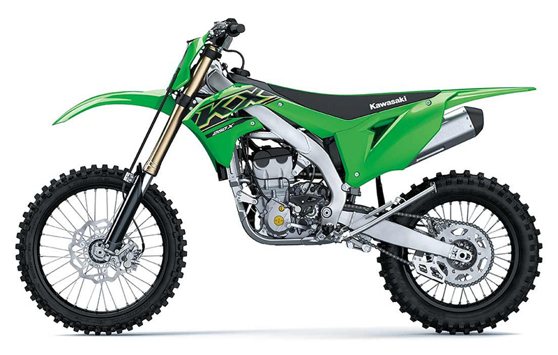 2021 Kawasaki KX 250X in Louisville, Tennessee - Photo 2