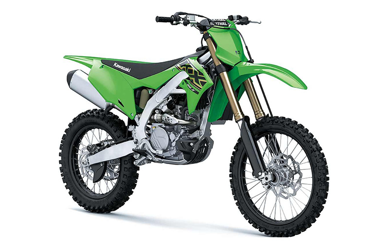 2021 Kawasaki KX 250X in Johnson City, Tennessee - Photo 3