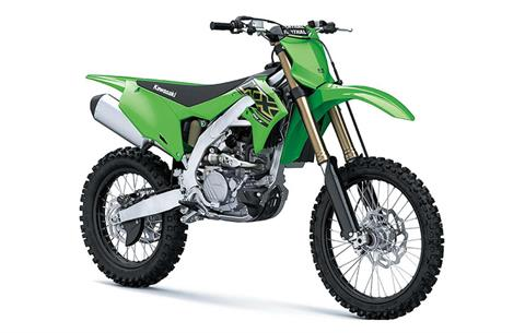 2021 Kawasaki KX 250X in Louisville, Tennessee - Photo 3