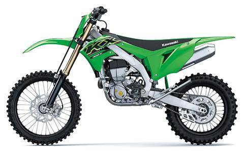 2021 Kawasaki KX 450X in Johnson City, Tennessee - Photo 2