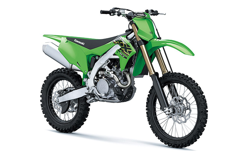 2021 Kawasaki KX 450X in Ukiah, California - Photo 3