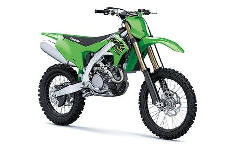 2021 Kawasaki KX 450X in Woodstock, Illinois - Photo 4