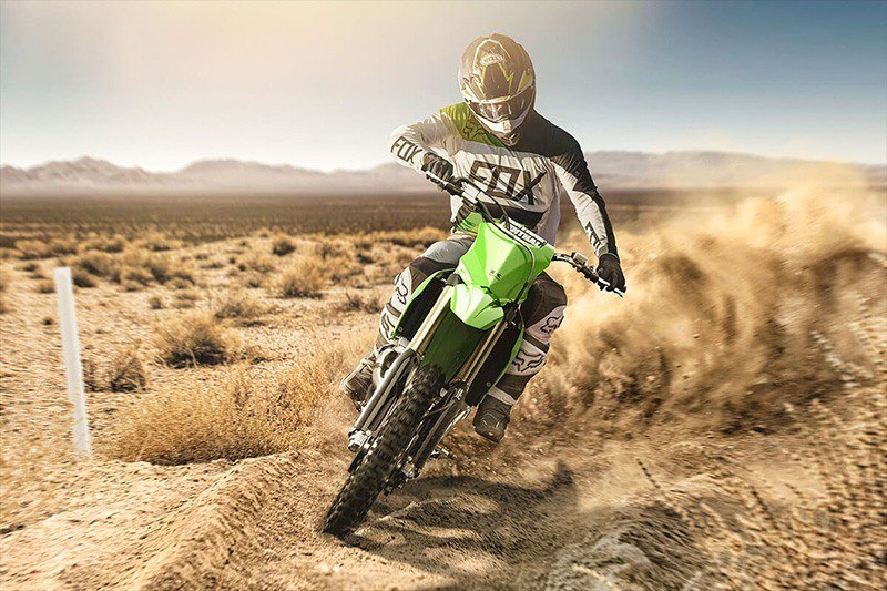 2021 Kawasaki KX 450X in Ukiah, California - Photo 6