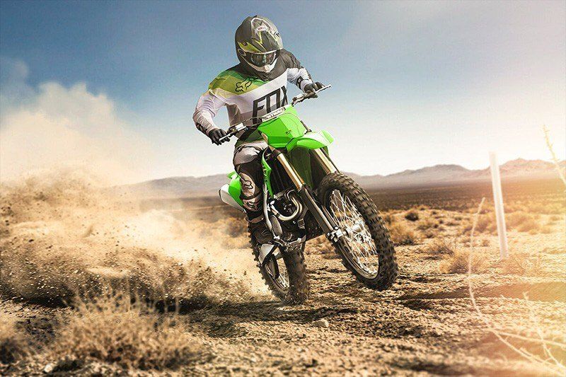 2021 Kawasaki KX 450X in Bellevue, Washington - Photo 7