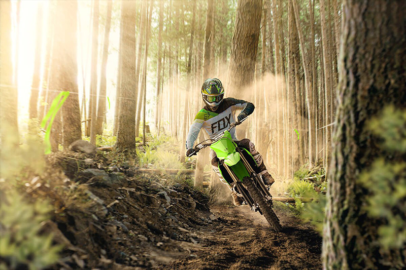 2021 Kawasaki KX 450X in Bellevue, Washington - Photo 8
