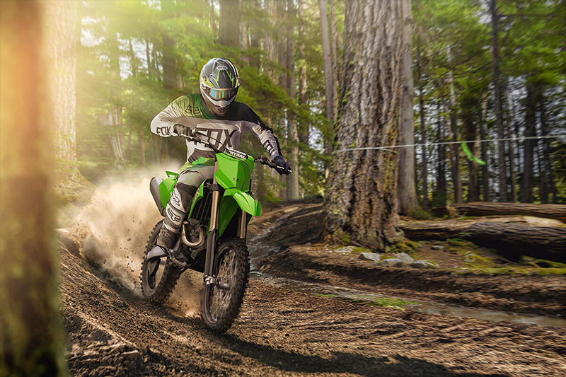 2021 Kawasaki KX 450X in Bellevue, Washington - Photo 9