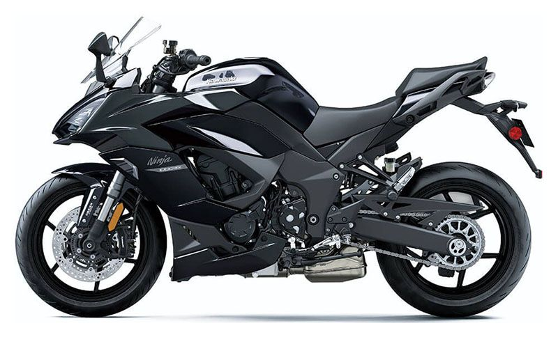 2021 Kawasaki Ninja 1000SX in Corona, California