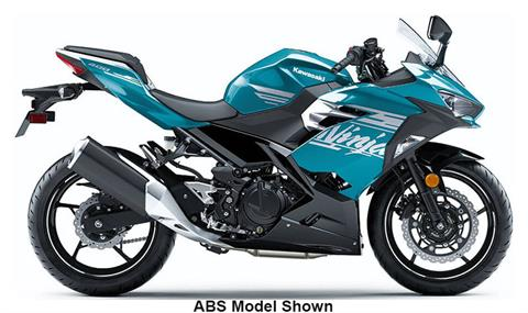2021 Kawasaki Ninja 400 in Plymouth, Massachusetts