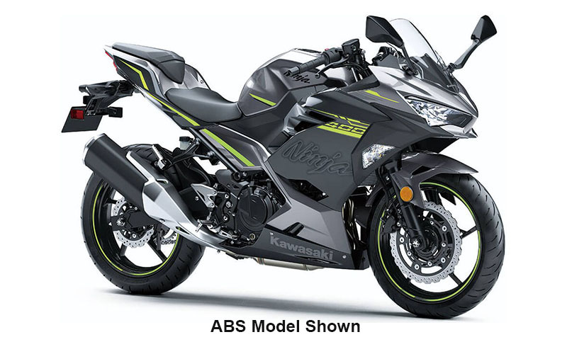 2021 Kawasaki Ninja 400 in Asheville, North Carolina - Photo 3