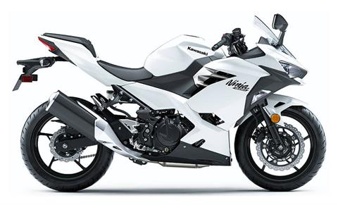 2020 Kawasaki Ninja 400 ABS in Goleta, California - Photo 1