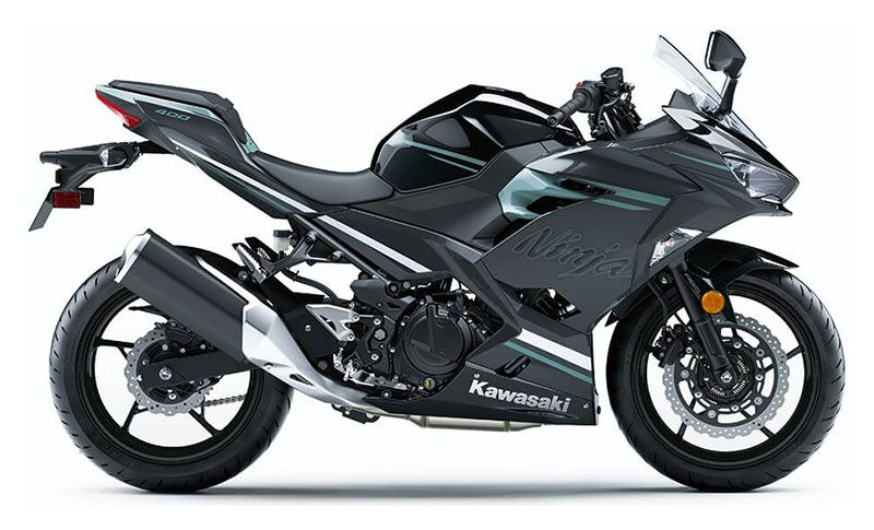 2020 Kawasaki Ninja 400 ABS in Hollister, California - Photo 1