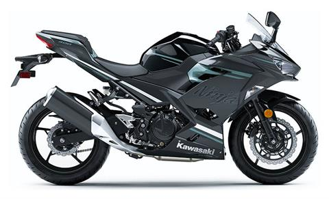 2020 Kawasaki Ninja 400 ABS in Redding, California - Photo 1