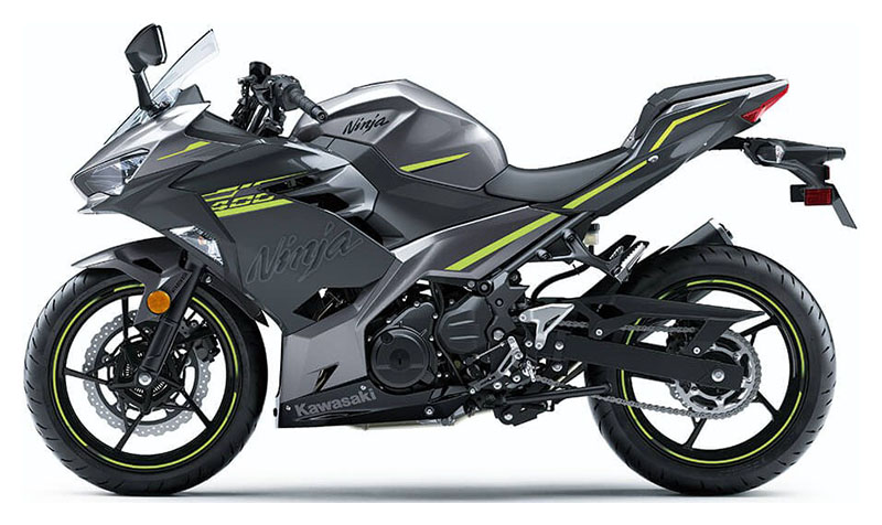 2021 Kawasaki Ninja 400 ABS in South Paris, Maine - Photo 2