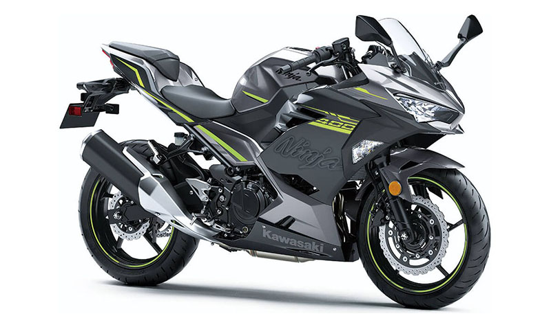 2021 Kawasaki Ninja 400 ABS in South Paris, Maine - Photo 3