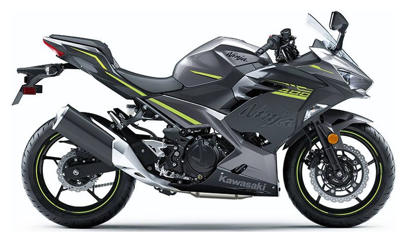 2021 Kawasaki Ninja 400 ABS in Hollister, California - Photo 1