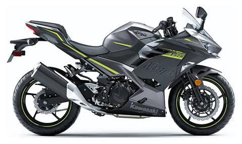 2021 Kawasaki Ninja 400 ABS in Mount Pleasant, Michigan - Photo 1